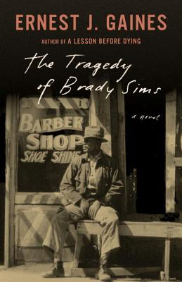 The Tragedy of Brady Sims (Vintage Contemporaries) Cover Image