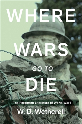 Cover for Where Wars Go to Die