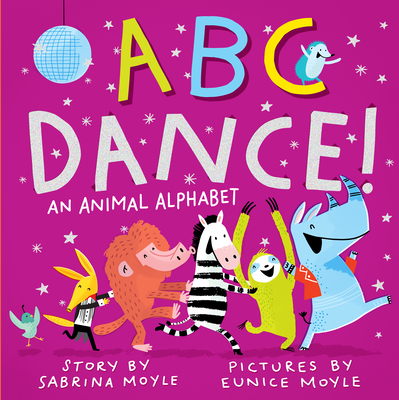 ABC Dance!: An Animal Alphabet (Hello!Lucky) Cover Image