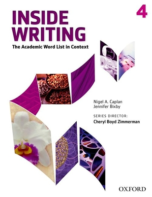 Inside Writing Level 4 Student Book Cover Image