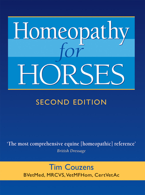 Homeopathy for Horses Cover Image