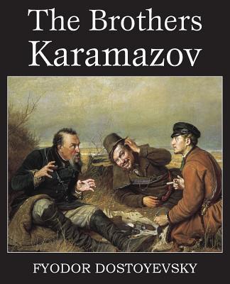 The Brothers Karamazov Cover Image