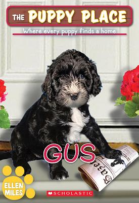 Gus (The Puppy Place #39) Cover Image