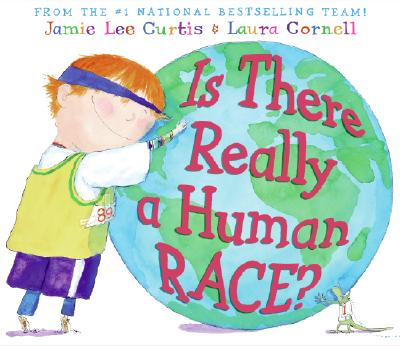Is There Really a Human Race? Cover