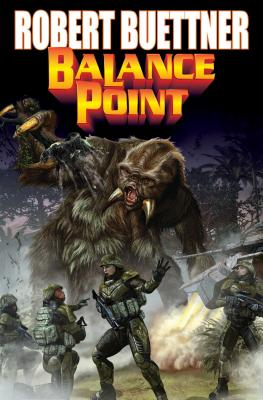 Balance Point (Orphan's Legacy #3) Cover Image
