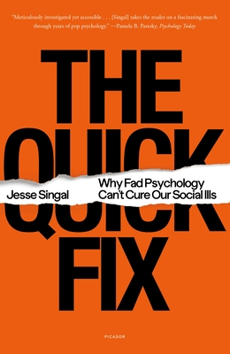 Cover for The Quick Fix