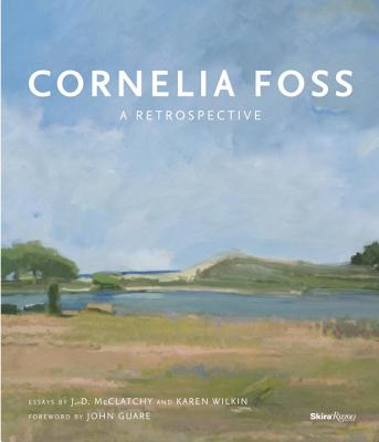 Cornelia Foss: A Retrospective Cover Image