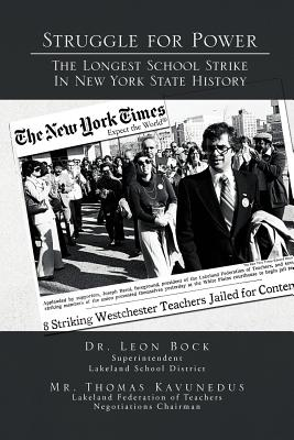 Struggle for Power the Longest School Strike: In New York State History Cover Image