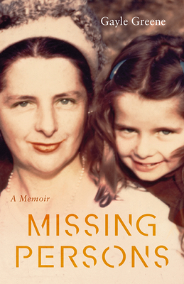 Missing Persons: A Memoir Cover Image