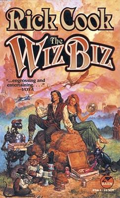 The Wiz Biz Cover Image