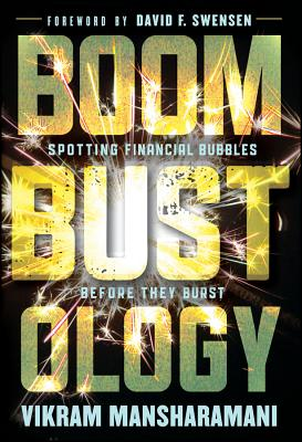 Boombustology: Spotting Financial Bubbles Before They Burst Cover Image