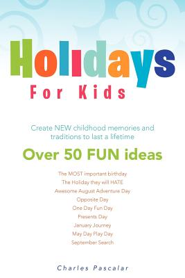 Holidays for Kids Cover Image
