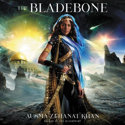 The Bladebone: Book Four of the Khorasan Archives Cover Image