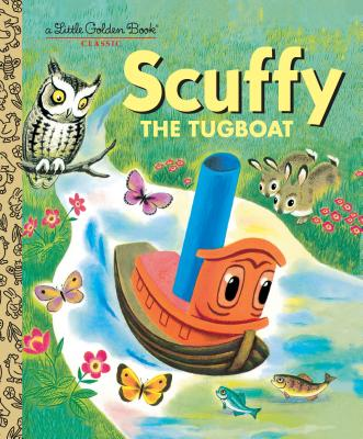 Scuffy the Tugboat Cover
