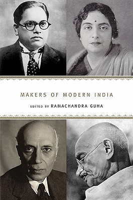 Makers of Modern India Cover Image