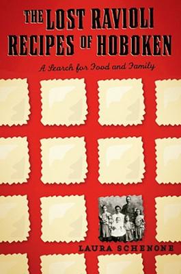 The Lost Ravioli Recipes of Hoboken Cover
