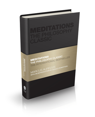 Meditations: The Philosophy Classic (Capstone Classics) Cover Image