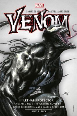 Venom: Lethal Protector Prose Novel Cover Image