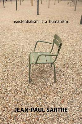 Existentialism Is a Humanism Cover Image
