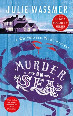 Murder-on-Sea (Whitstable Pearl Mysteries) Cover Image