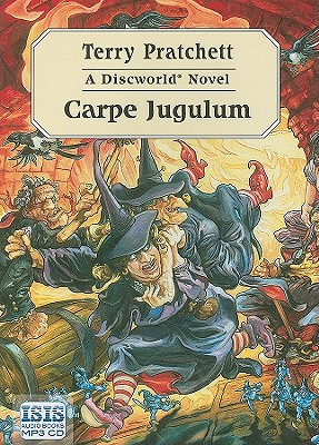Carpe Jugulum Cover Image