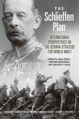 Cover for The Schlieffen Plan
