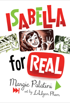 Cover for Isabella for Real