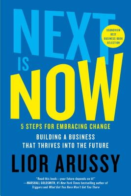 Cover for Next Is Now
