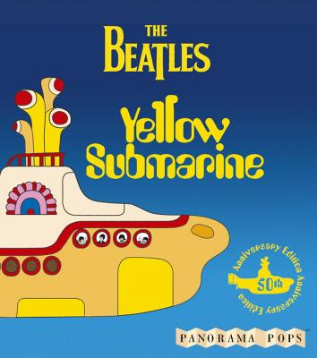 Yellow Submarine: a Panorama Pop (Panorama Pops) Cover Image