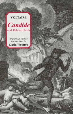 Candide: And Related Texts Cover Image