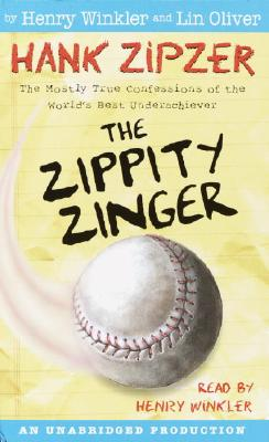 Hank Zipzer #4: The Zippity Zinger Cover Image