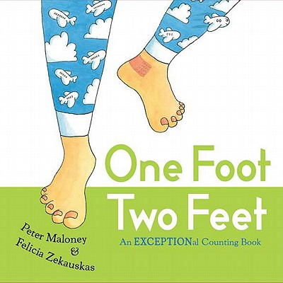 One Foot, Two Feet Cover