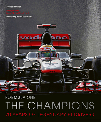 Formula One: The Champions: 70 years of legendary F1 drivers Cover Image