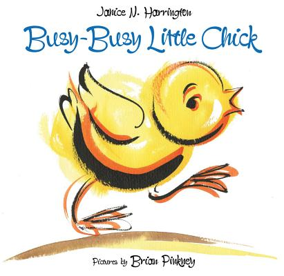 Busy-Busy Little Chick Cover