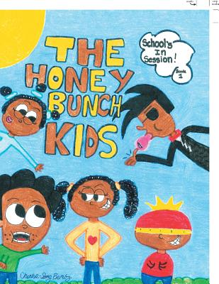 Cover for The Honey Bunch Kids