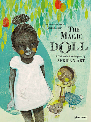 Cover for The Magic Doll