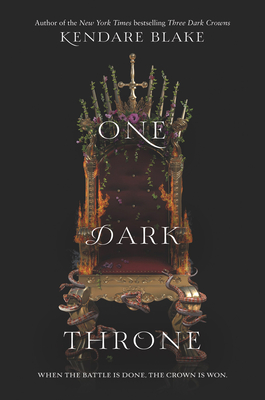 One Dark Throne cover image