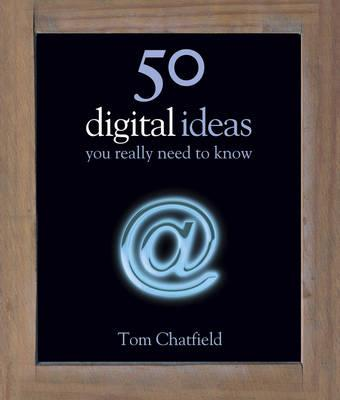 50 Digital Ideas You Really Need to Know Cover Image