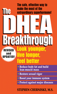 The DHEA Breakthrough Cover