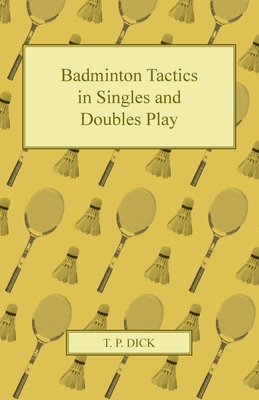 Badminton Tactics in Singles and Doubles Play Cover Image