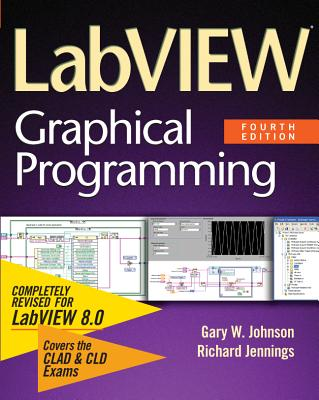 LabVIEW Graphical Programming Cover Image