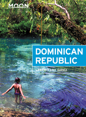Cover for Moon Dominican Republic (Travel Guide)