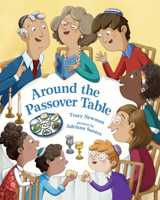 Around the Passover Table Cover Image