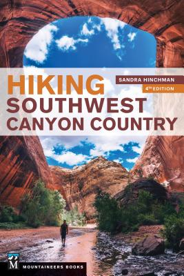 Hiking Southwest Canyon Country Cover Image