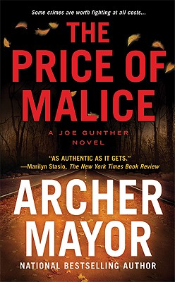 Cover for The Price of Malice