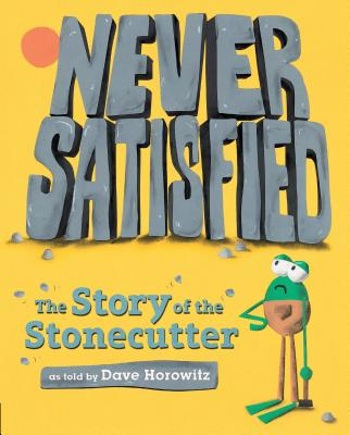 Cover for Never Satisfied