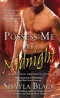 Possess Me at Midnight Cover