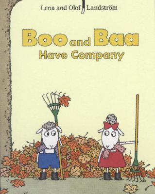 Boo and Baa Have Company Cover