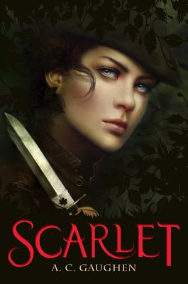 Scarlet Cover Image