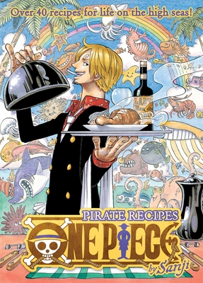 One Piece Pirate Recipes Cover Image